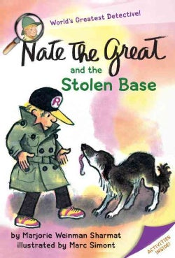 Nate the Great and the Stolen Base (Paperback)