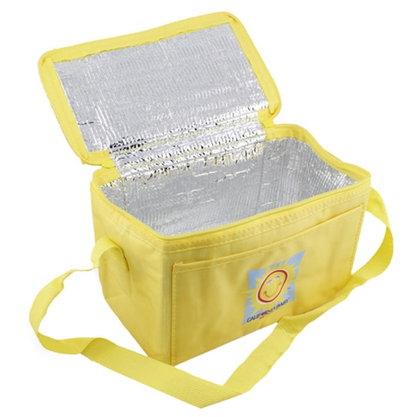California Baby Sunface Insulated Cooler Tote Bag 10653658