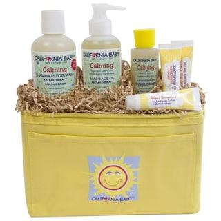 California Baby Calming Cooler Tote Gift Set