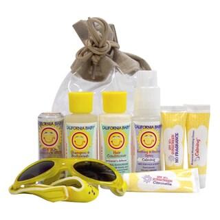 California Baby Suncare Basics Tote Gift Set