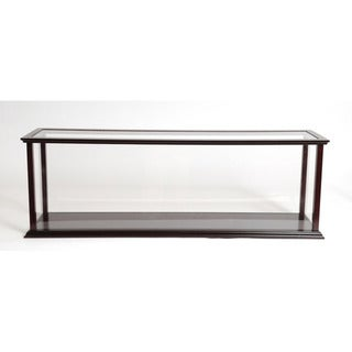 Old Modern Handicrafts Display Case for 40-inch Model Ships
