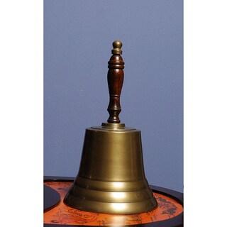 Old Modern Handicrafts Brass Hand Bell