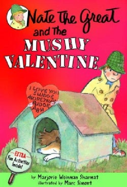 Nate the Great and the Mushy Valentine (Paperback)