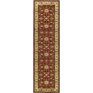 Safavieh Lyndhurst Majestic Red/ Ivory Rug (2'3 x 10')