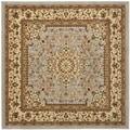 Safavieh Lyndhurst Mashad Grey/ Beige Rug (5' Square)