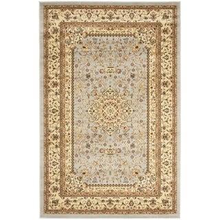 Safavieh Lyndhurst Mashad Grey/ Beige Rug (6' x 9')
