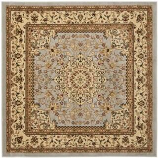 Safavieh Lyndhurst Mashad Grey/ Beige Rug (6' Square)