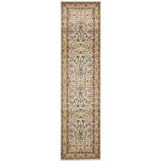Safavieh Lyndhurst Persian Treasure Grey/ Beige Rug (2'3 x 7')