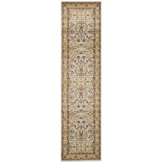 Safavieh Lyndhurst Persian Treasure Grey/ Beige Rug (2'3 x 9')