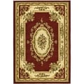 Safavieh Lyndhurst Traditional Red/Ivory Rug (4' x 6')