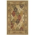 Safavieh Lyndhurst Multi-colored/ Black Rug (2'3 x 4')