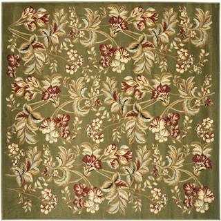 Safavieh Lyndhurst Floral Sage Rug (8' Square)
