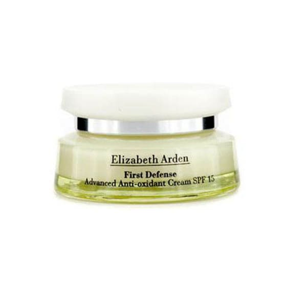 Elizabeth Arden First Defense Advanced Anti-oxidant 1.7-ounce Cream SPF 15