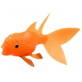 Fred and Friends Koi Toy Light-Up Goldfish