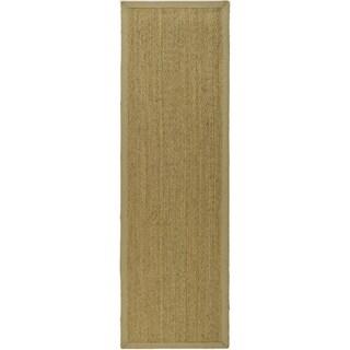 Safavieh Hand-woven Sisal Natural/ Beige Seagrass Rug (2' 6 x 20')