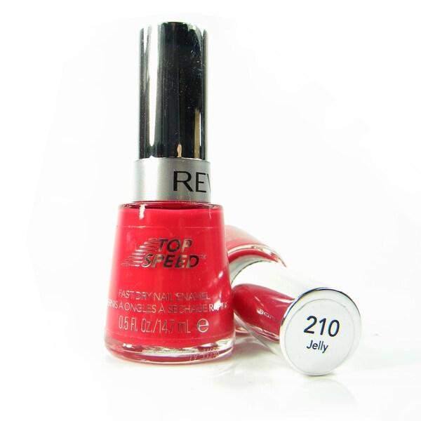 Revlon Top Speed Jelly Nail Enamel (Set of 2)