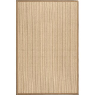 Dream Natural Fiber Beige Sisal Rug (3' x 5')