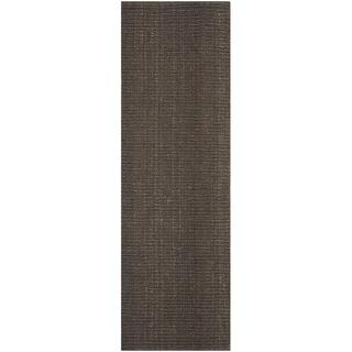 Safavieh Hand-woven Weaves Brown Fine Sisal Rug (2' 6 x 6')