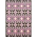 Safavieh Paradise Purple Viscose Rug (8' x 11' 2)