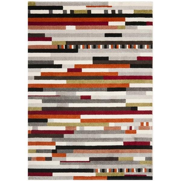 Safavieh Porcello Ivory Rug (6'7 x 9'6)