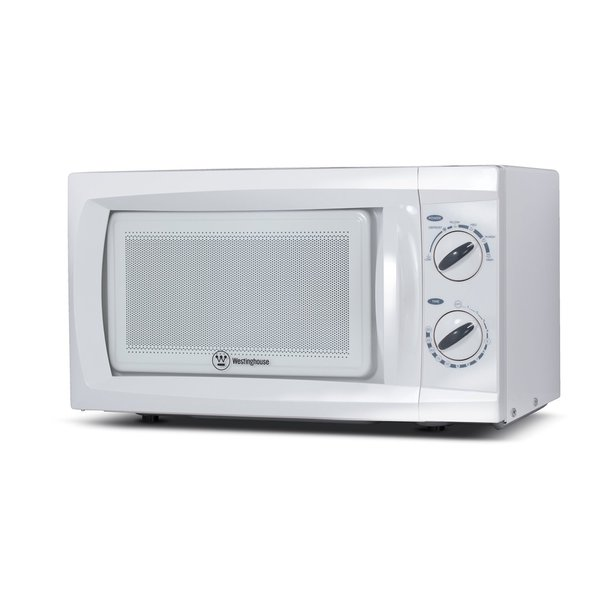 Westinghouse Wcm660w White 0 6 Cubic Foot Microwave