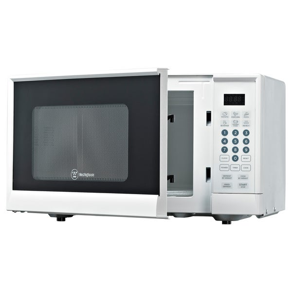 Westinghouse Wcm990w White Microwave Overstock Shopping