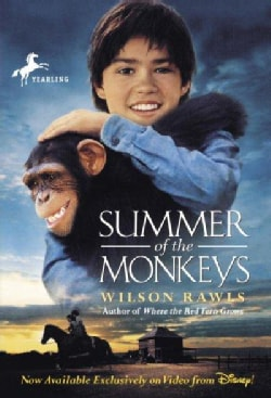 Summer of the Monkeys (Paperback)