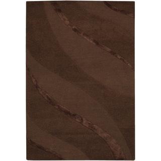 "Anthians Chocolate Rug (7'9"" x 9'9)"
