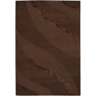 Anthians Chocolate Rug (3'5 x 5'5)