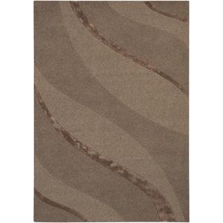 Anthians Taupe Rug (7'9 x 9'9)
