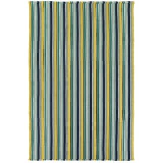 Bar Harbor Lemon Drop Rug (3' x 5')