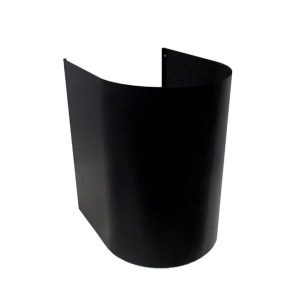 NT AIR Wall Mounted KA-144-BLK Chimney Extension 10654795