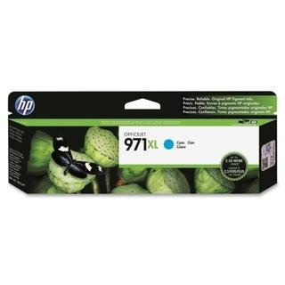 HP 971XL High Yield Cyan Original Ink Cartridge