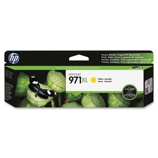 HP 971XL High Yield Yellow Original Ink Cartridge
