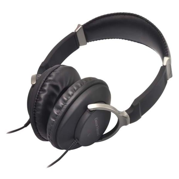 Gear Head Medium Bass Stereo Headphones with Noise Isolation
