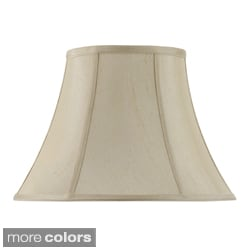 Cal Lighting 18-Inch Vertical Piped Basic Bell Shade
