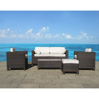 Wicker Furniture Lounge Milano Outdoor Sofa Set
