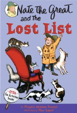 Nate the Great and the Lost List (Paperback)