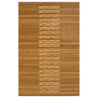 Oolong Bamboo Mat (1'6 x 2'6)