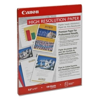 Canon High Resolution Paper