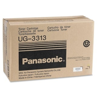 Panasonic Black Fax Toner Cartridge