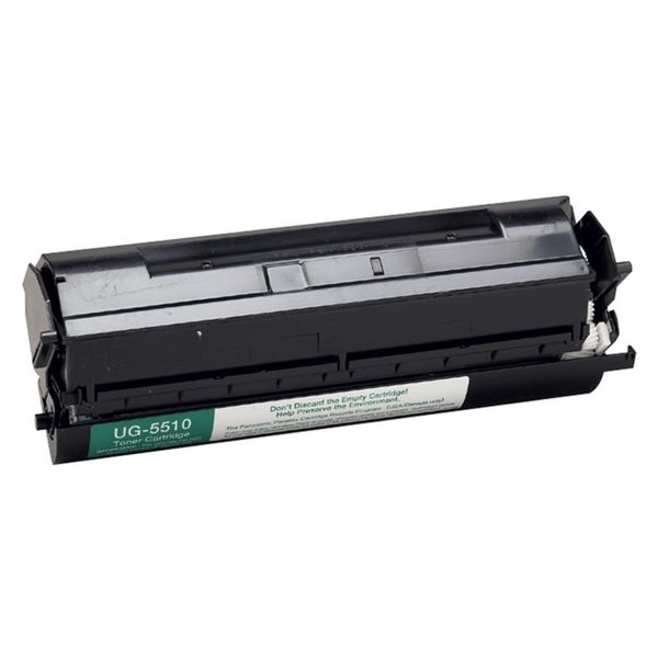 Panasonic Black Toner Cartridge