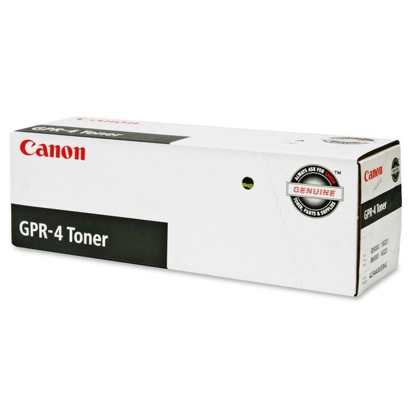 Canon GPR-4 Black Toner Cartridge