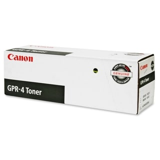 Canon GPR-4 Black Toner Cartridge
