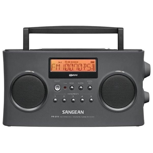 Sangean PR-D15 Personal Radio