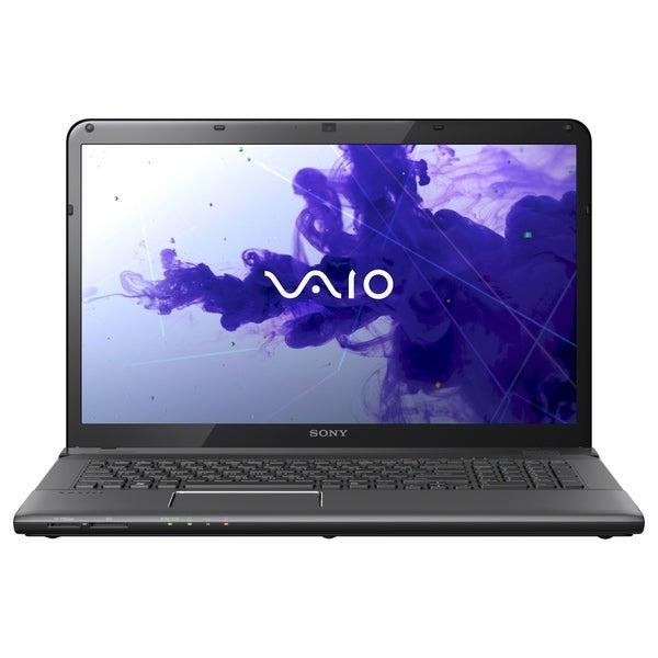 "Sony VAIO E SVE17135CXB 17.3"" LED Notebook - Intel Core i7 i7-3632QM"
