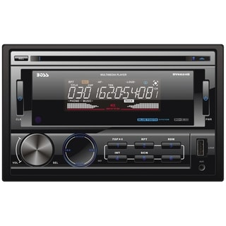 "Boss Mechless BV6824B Car DVD Player - 6.2"" Touchscreen LCD - 320 W R"