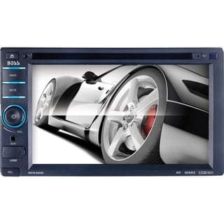 "Boss BV9368I Car DVD Player - 6.2"" Touchscreen LCD - 320 W RMS - Doub"