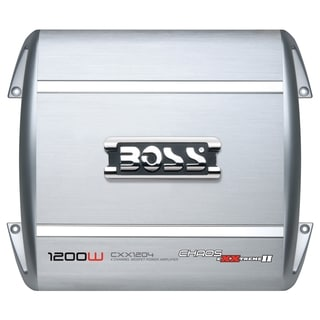 Boss Chaos Exxtreme II CXX1204 Car Amplifier - 1200 W PMPO - 4 Channe