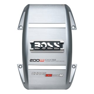 Boss Chaos Exxtreme II CXX152 Car Amplifier - 200 W PMPO - 2 Channel